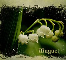 Lily of the Valley (Muguet) by © Kira Bodensted