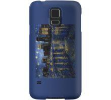 Future Starry Night on the Rhone  Samsung Galaxy Case/Skin