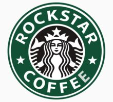 Starbucks/Rockstar Coffee Parody by zoeandsons