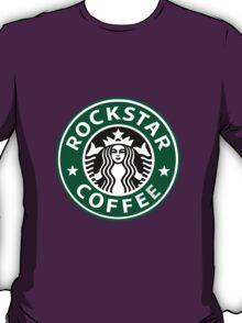 Starbucks/Rockstar Coffee Parody T-Shirt