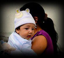 Cuenca Kids 278 by Al Bourassa