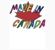 Made In Canada by HolidayT-Shirts