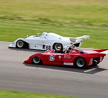Lola T296 No 67 by Willie Jackson