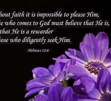 Hebrews 11:6 by Deborah McLain