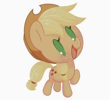 Chibi Applejack by JimHiro