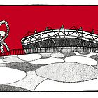 The Olympic Stadium by Emma Bennett