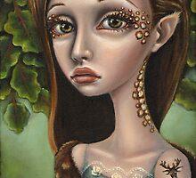 My Deer Lady by tanyabond