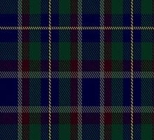 01656 Belfrage Tartan Fabric Print Iphone Case by Detnecs2013