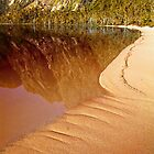 Lake Rhona, southwest Tasmania by Kevin McGennan