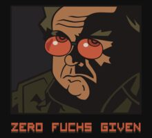 "THING - ""Zero Fuchs Given"" -- Blair by GrimbyBECK"