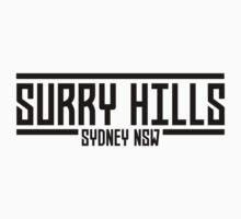 Surry Hills by halans