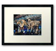 The Trolls Framed Print