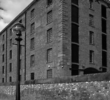 Albert Dock apartments by Adam North