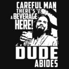Big Lebowski - Dude Abides by krassrocks