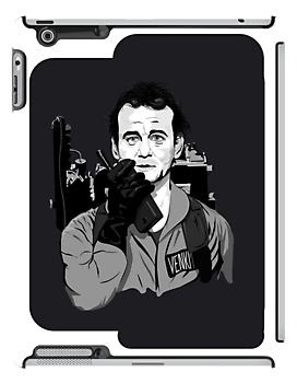 Ghostbusters Peter Venkman illustration by Creative Spectator
