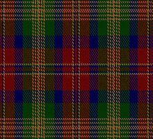 01705 Bonnie Brae School Tartan Fabric Print Iphone Case by Detnecs2013