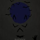 Batman Begins by Harry Bradley
