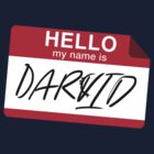 My Name is Darvid by six-fiftyeight