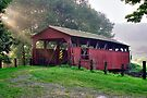 God Bless The Frazier / Moreland Covered Bridge! by Gene Walls