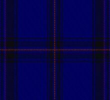 01719 David Bowcutt Tartan Fabric Print Iphone Case by Detnecs2013
