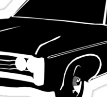 Chevy Impala Sticker