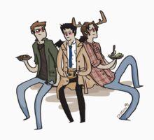 Team Free Will by captainshroom