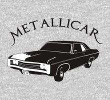 Metallicar by saniday