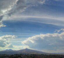 ©HCS Cumuloninbus Precipitatus Cloud III by OmarHernandez
