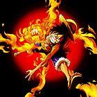 Fire Hawk - Luffy by Reinaldo