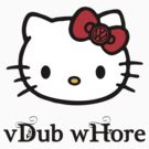 VDUB WHORE by Barbo