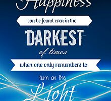 Harry Potter Quote by Sarah Campbell