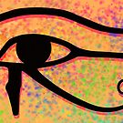 Eye of Horus by Almdrs