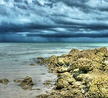Yamacraw Beach in Nassau, The Bahamas by 242Digital
