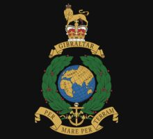 Royal Marines Commando Full Color by 5thcolumn