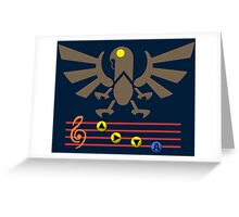 Song of the Songbird Greeting Card