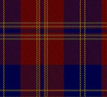 01734 Breckon Tartan Fabric Print Iphone Case by Detnecs2013