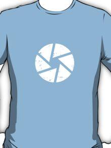 Iris Logo, White T-Shirt