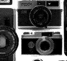 Old Cameras Sticker