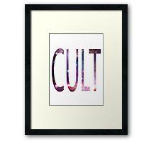 Cult Galaxy  Framed Print