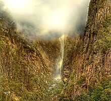 Mount Buffalo Gorge after rain by Kevin McGennan