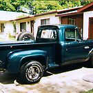 My 1965 Ford Truck by Tom Broderick IPA