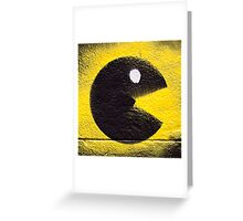 Happy Pac Greeting Card