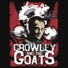 Crowley and the Goats by tripinmidair