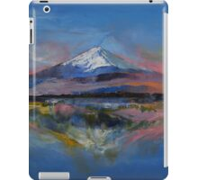 Mount Fuji iPad Case/Skin