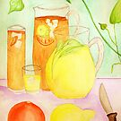 Ice Tea or Lemonade anyone? by Anne Gitto