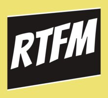 RTFM by Rob Goforth
