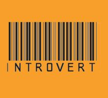 Introvert Barcode by IxMorganxI