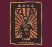 Voice of the Voiceless by Barton Keyes