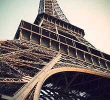 Eiffel Tower by Yvonne Falkenhagen