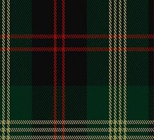 01793 Brunton Tartan Fabric Print Iphone Case by Detnecs2013